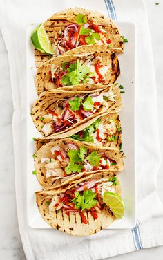 9 Delicious Ways to Cook With Tequila // tequila lime fish taco recipe