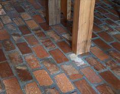brick tile floors Google Search floors Pinterest Brick