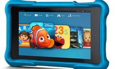 A tablet for every occasion: Amazon releases SIX new gadgets, including $200 high-end e-book, $149 'kid Kindle' aimed at toddlers and $99 budget Fire HD Retailer revealed six new devices in its biggest ever hardware launch Follows launch of Fire phone and Fire TV box  By MARK PRIGG FOR MAILONLINE 9/18/14