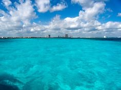 Cancun.  Doesn't get any better