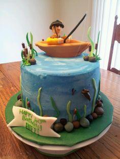 My dad's 60th birthday cake