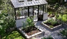 Wonderful Free of Charge garden shed greenhouse Concepts Backyard sheds include several works by using, which includes storing domestic mess plus backyard repair produ. Landscape Design Plans, Garden Design Plans, House Landscape, Landscape Pics, Greenhouse Plans, Greenhouse Gardening, Greenhouse Wedding, Outdoor Greenhouse, Gardening Zones