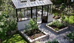 Willab Garden, Gothic 83 cm mur