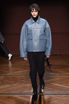 Wooyoungmi | Menswear - Autumn 2018 | Look 30