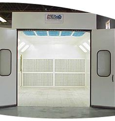 Repairs and maintenance,  We can maintain or repair #spray #booths and air make-up units. Remember… Maintenance is more than changing filters. Your equiment is your company.