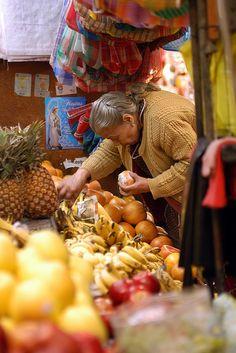 Farmer's market in Guadalajara (Mexico) - ©Kent McCuddin