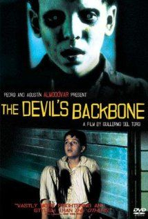 El espinazo del diablo = The devil's backbone / HU DVD 441 / http://catalog.wrlc.org/cgi-bin/Pwebrecon.cgi?BBID=8292547