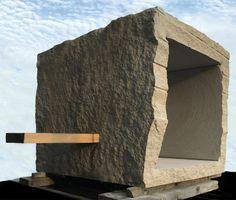 The top six installations and exhibitions to see at Design Miami/Basel 2016: Stone Tea House Meditative Alcove by Masatoshi Izumi and Koichi Hara