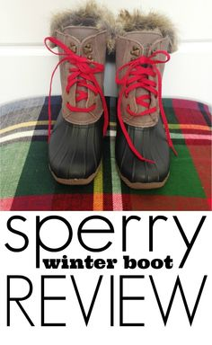 Sperry White Water Duck Boot Review ⋆ torontoshopoholic