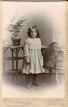 Little Edwardian Girl...