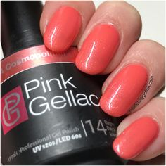 Cosmopolitan from Candy Couture by Pink Gellac | Model City Polish