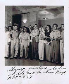 *Bob Hope on WW II USO tour