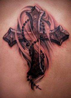 tattoo patterns | Popularity of Cross Tattoo Designs