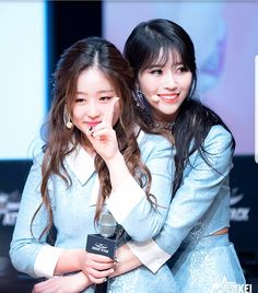 Lovelyz Babysoul & Mijoo