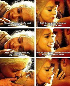 Game of Thrones 30 Day Challenge Day 11: A scene that made you cry - Khal Drogo's death ||| I expected it as soon as he got injuried, but Daenerys broke my heart. /// I know, I skipped a day T.T Sorry