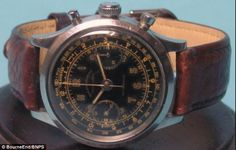 Replacement: Swiss watchmaker Rolex had offered all British officer PoWs one of their timepieces to replace the ones seized by the Germans, ...