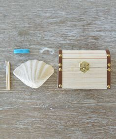 Look what I found on #zulily! Mermaid Treasure Pearl Excavation Kit #zulilyfinds
