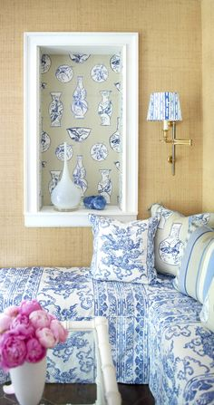...love the alcove - fabric - Dynasty Collection No.9 - Jim Thompson