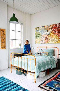 Interior Design / at home with saskia folk / sfgirlbybay