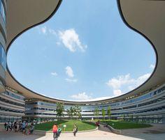 University Campus Luigi Einaudi, Turin