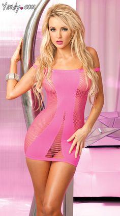 Amnesia Seamless Hot Dress
