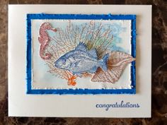 Stampin Up By The Tide by Amy Eller