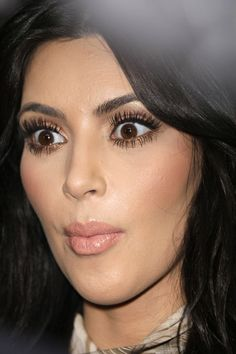 Nothing is better than when you catch someone with a shocked face, especially celebs. #7 is Nicki Minaj!