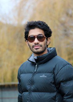 Portrait- Aseem Khan