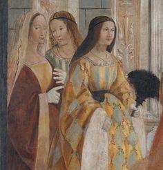Floriano Ferramola, 1517-18, Brescia