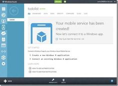 Microsoft Launches Windows Azure Mobile Services: A Cloud Backend For Windows 8 And Mobile Apps