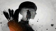 Tomb Raider gaming video games tomb raider lara croft GIF