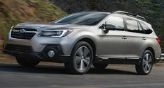 2018 Subaru Outback Arrives In NY With Better Quality & Refreshed Styling