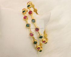 Bangles / Bracelets / Kada - Gold Jewellery Bangles / Bracelets / Kada (BG2740RE2434) at USD 1,482.96 And EURO 1,352.43