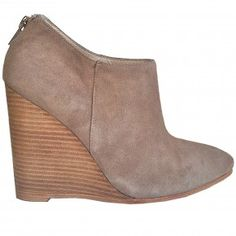 Hurley Wedge Ankle Boot
