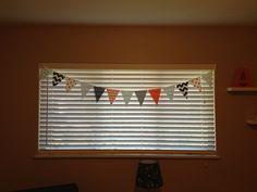 Add some fun to a baby room Preparing For Baby, Some Fun, Baby Room, Blinds, Kids Room, Room Ideas, Room Decor, Home, Quartos