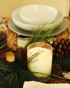 New Darlings - Dinner Party - Table Arrangement - Shutterfly - Holiday