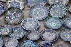 Фотографии Узбекистана - Photos of Uzbekistan. Бухара - на базаре - Buxaro - on the market