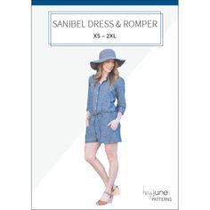 The Sanibel Dress & Romper