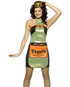 Tequila costume