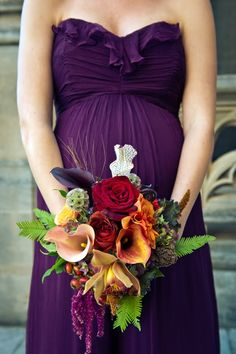 Fabulously Wed: Real Wedding: Biltmore Estate in Asheville - Falon and Clay.