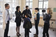 Once Upon A Time - Season 1 Episode Still Michael Raymond James, Jared Gilmore, Meghan Ory, Emilie De Ravin, Mary Margaret, Time News, Time Pictures, John Doe, Ginnifer Goodwin