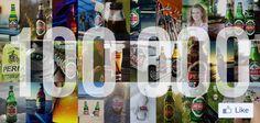 """Cieszymy się, że nasze piwo towarzyszy Wam w tak wielu sytuacjach. Dzisiejsza aktualizacja albumu """"Wasza Perła"""" jest wyjątkowa, bo odkąd jesteśmy tu obecni - jesteście z nami, czego dowodem są te zdjęcia i to, że od jakiegoś czasu jest nas tu już ponad 100 000 osób!   Dziękujemy Wam za każdy wspólny dzień przy piwie i tutaj <3"""