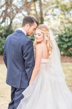 Pretty wedding picture - Anna Holcombe Photography