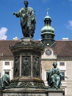 Hofburg/Imperial Palace - Vienna, Austria