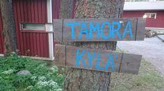Sahalahden Tamorakylä kesäpäivillä 2015