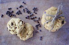 Grain-Free Peanut Butter Choc Chip Cookies
