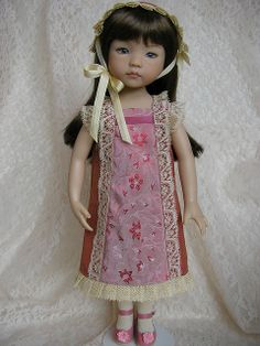 13 LD1 by Tomi Jane, via Flickr    Beautiful Dianna Effner doll  Tomi Jane outfit