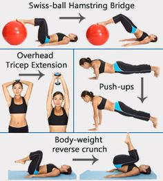 Gym workouts - I need to change the description from the previous pinner. I do these exercises and I love them!!