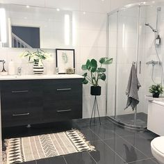 ~ Bathroom ~ #rom123bad  _______________________________________________ #bathroom #baderom #baderomsinspo #bathroominspo #kvik #interior4all #interior2all #interior2you #interior4you #blackandwhite #boligmagasinet #boligmagasinetdk #rom123 #nr13b #nordichome #boligindretning #boliginspiration #nordicminimalism #skandinaviskehjem #skandinaviskehem #abito #nordiskehjem