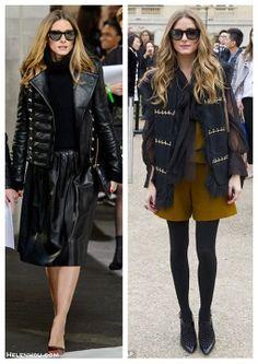 Transitional Dressing: Midi Skirt & Wool Shorts